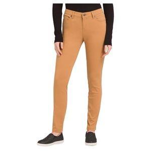 PrAna Briann Pant Khaki Skinny Pants Women's 14